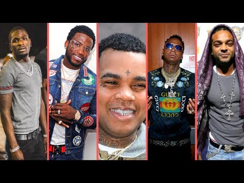"Rappers React To ""Kevin Gates Getting Released From Prison"" Reactions (Gucci Mane Ralo Moneybagg Yo)"