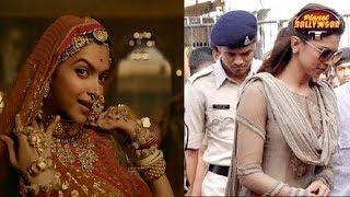 Deepika Padukone Gets Special Security After Receiving Threats Over Padmavati Release