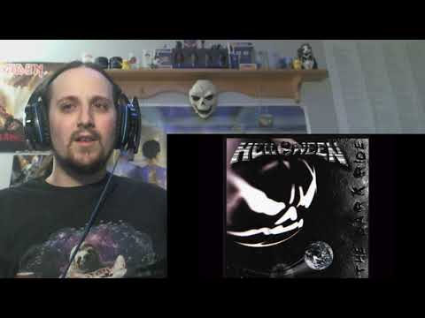 Helloween - The Dark Ride (Reaction)
