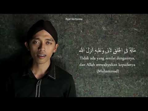 Sholawat #11   Dhoharoddinul Muayyad ft Saddam Kiwo Official Video Lirik Rijal Vertizone