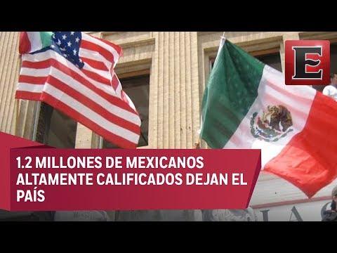 La falta de oportunidades de empleo en México
