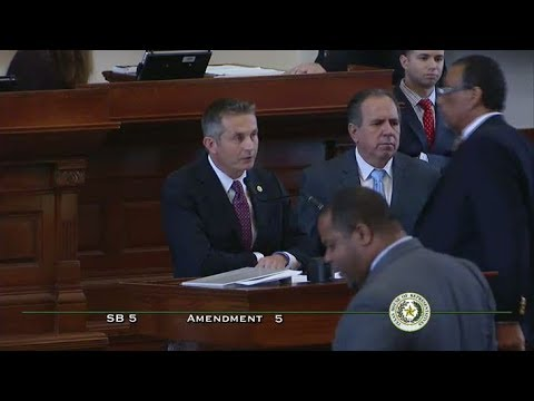 Texas House Floor - Special Session August 9, 2017