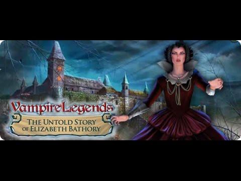 Vampire Legends: The Untold Story Of Elizabeth Bathory Collector's Edition Walkthrough NO COMMENTARY