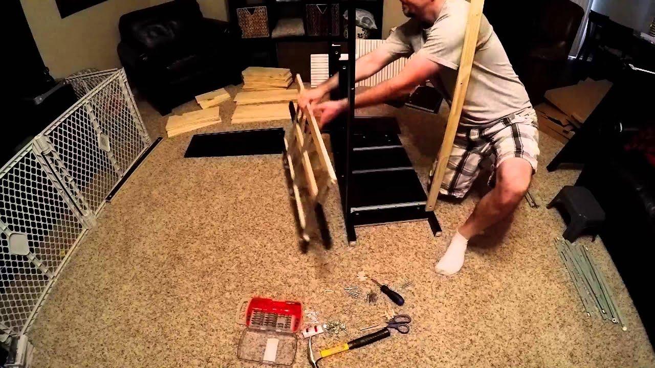 Ikea hemnes assembly youtube
