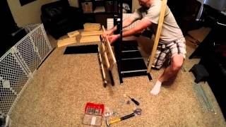 Ikea Hemnes Assembly