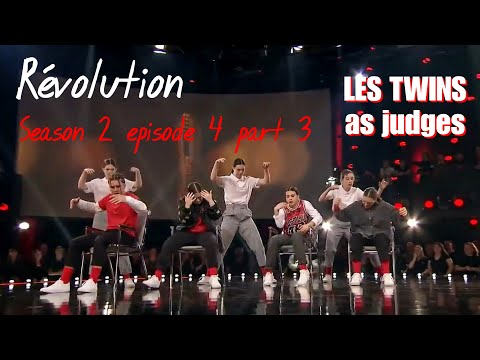 Révolution S02E04 - Part 3 Krankyd (Les Twins As Judges)