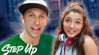 AM I IN THE NEW STEP UP?!  Matt Steffanina X Jade Chynoweth X Carlito #StepUpSeries