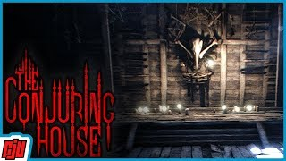 The Conjuring House Part 5 | Horror Game | PC Gameplay Walkthrough