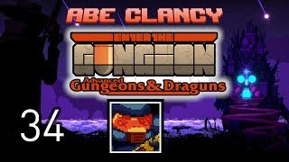 AbeClancy Streams: Advanced Gungeons and Draguns - 34 - Glitched