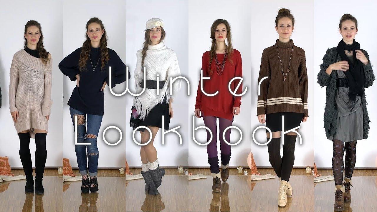 [VIDEO] – WINTER LOOKBOOK 2017/2018 | thrift inspiration | Antonella Lee
