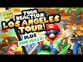 Gambar cover LOS ANGELES TOUR Reaction plus PIPE PULLS in Mario Kart Tour!