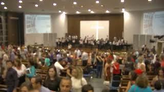 Culto de natal e cantata de natal 24/12/19