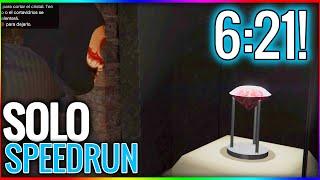 06:21 Solo Speedrun-The Cayo Perico Heist (1,200,000) SpeedRun