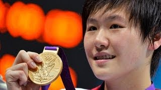 Doping Allegations After China's Ye Shiwen Wins Two Gold Medals