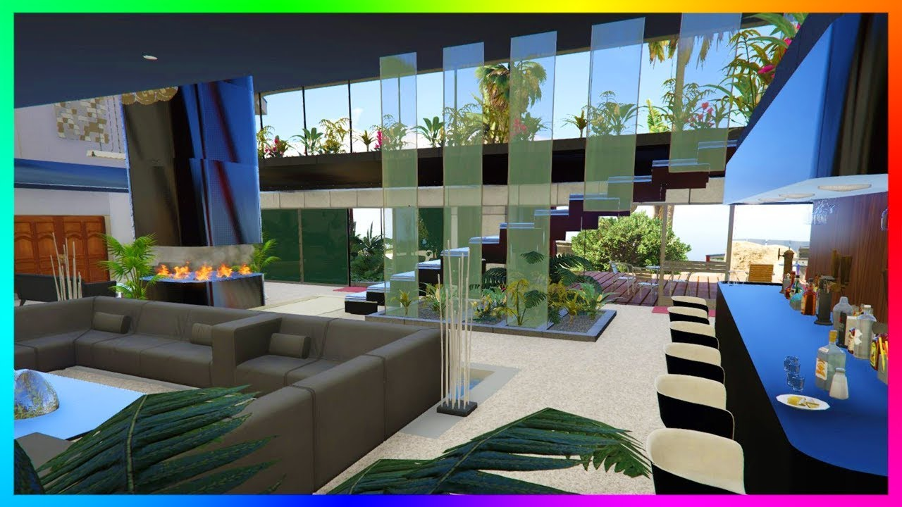 Gta 5 Mansions Interiors Exclusive Features Upgrades What They Need To Be Like In Online