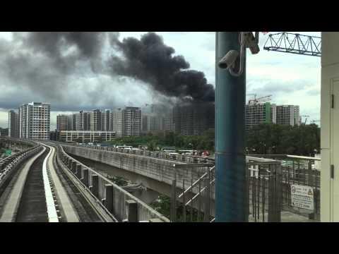 On Fire: Singapore HDB
