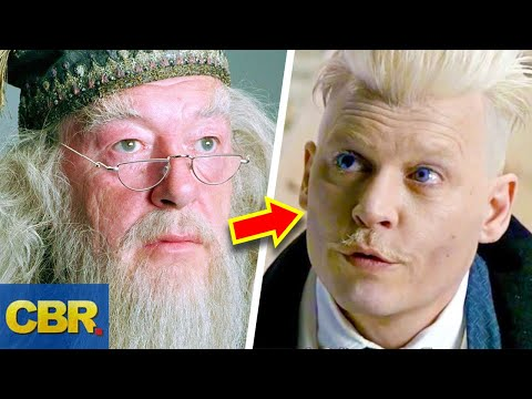 20 Things You Didn't Know About Dumbledore's Lover Grindelwald