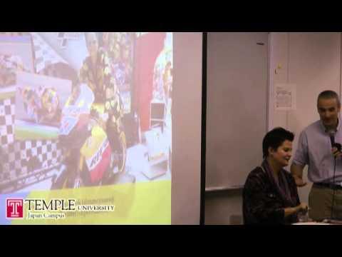 Public Lecture Video (11.11. 2013) Nancy Snow - Japan: The Super Nation Brand
