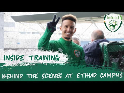 INSIDE TRAINING | Behind the scenes at Etihad Campus
