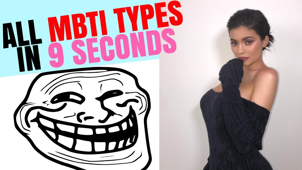 All 16 MBTI Personality Types In 9 Seconds (PARODY)
