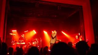 Camouflage - Passing By - Live Magdeburg 31.03.2015