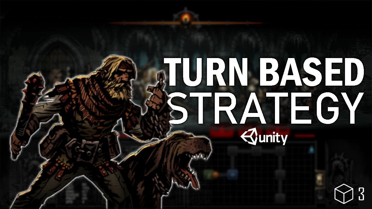 how to make a Turn Based Strategy Game in Unity! - End Turn & Enemy Attack