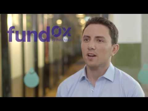FundoX - crypto crowd funding platform.