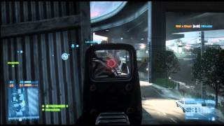 NEW BATTLEFIELD 3 1080P MULTIPLAYER TD TEHRAN HIGHWAY GAMEPLAY XBOX 360PCPS3