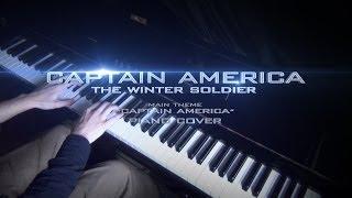 Captain America: The Winter Soldier Main Theme Piano Cover