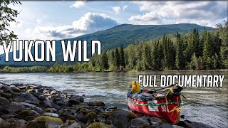 14 Days Solo Camṗing in the Yukon Wilderness - The Full Documentary