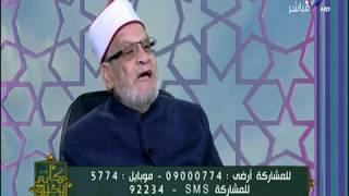 تعليق الدكتور أحمد كريمة على تبرع محمد رمضان لأعمال الخير في العلن