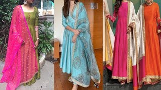 Anarkali Suit designs || Latest Anarkali Dress Designs