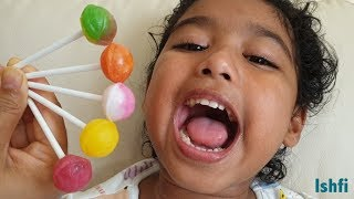 Color Song & Finger Family Nursery Rhymes with Real Toddler Ishfi