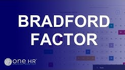 The Bradford Factor (EXPLAINED) | oneHR