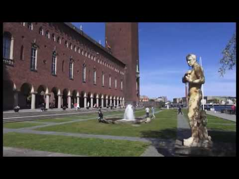Cap compas - În Suedia, Stockholm