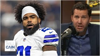 Ezekiel Elliott is one of the most disrespected athletes in America - Will Cain | Will Cain Show