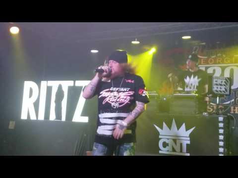 Rittz - Turn Down (Live in Marietta, GA)