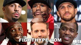 boxing-experts-predict-spence-vs-garcia-mayweather-ward-crawford-kellerman-broner-20-more