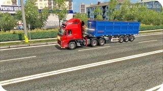 volvo fm   driving ets2 euro truck simulator 2