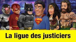 La ligue des justiciers - Têtes à claques thumbnail