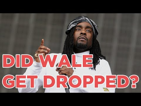 Heres Why Wale Got Dropped From Atlantic Records