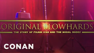 An EXCLUSIVE Sneak Peek At The Cantina Band Documentary  - CONAN on TBS
