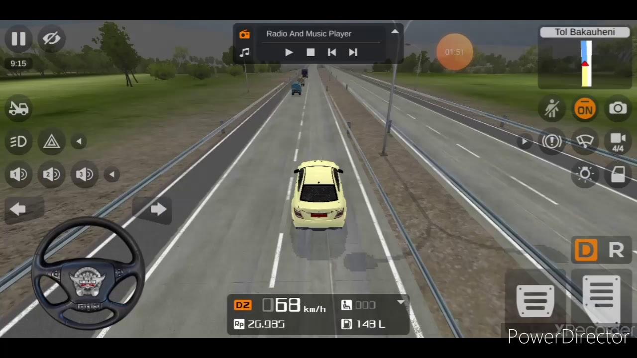 44 Mod Mobil Simulator Indonesia Gratis Terbaik