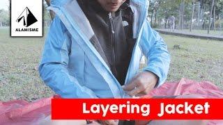 Sistem Layering Pakaian Outdoor