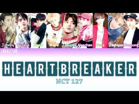 NCT 127 - Heartbreaker (Indo Sub) [ChanZLsub]