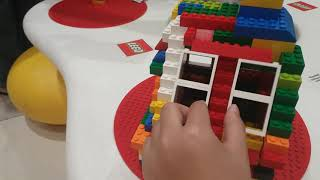 lego modern house (in jakarta baywalk pluit toys kingdom)