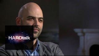 Roberto Saviano on whether cocaine should be legalized - BBC HARDtalk