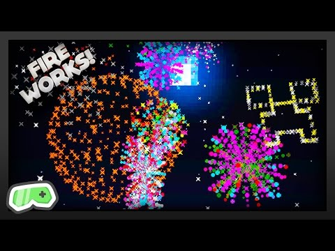 Minecraft - How To Make Firework Display