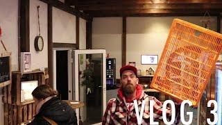 VLOG 3  - Brötchen, Markt und zurück