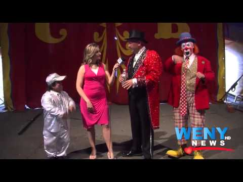 Twin Tiers Sunday with Host Jennifer Sheahen: Cole Brothers Circus